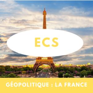 Géopolitique la France